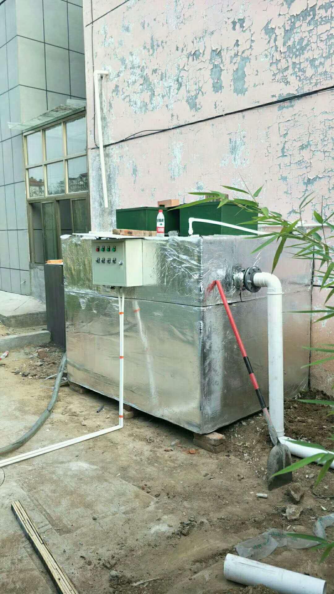 四川小区污水处理设备