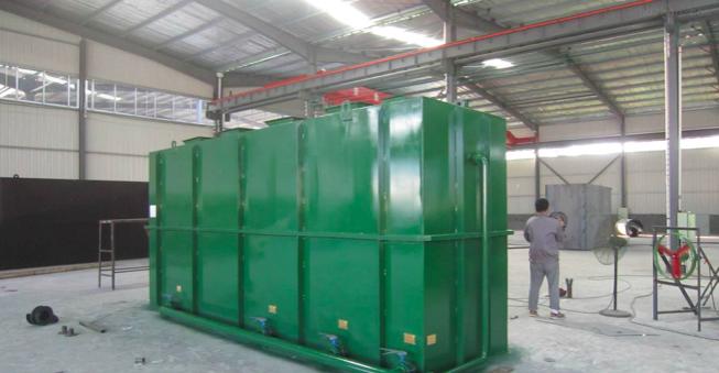 东北农村污水处理设备工艺选择贴士