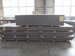 铝塑复合板定制成品仓库