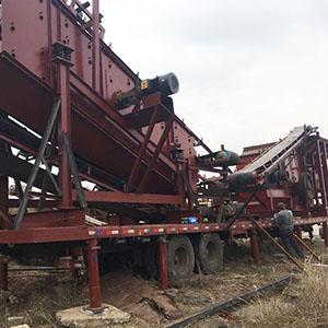 河南移动破碎设备的适用厂家