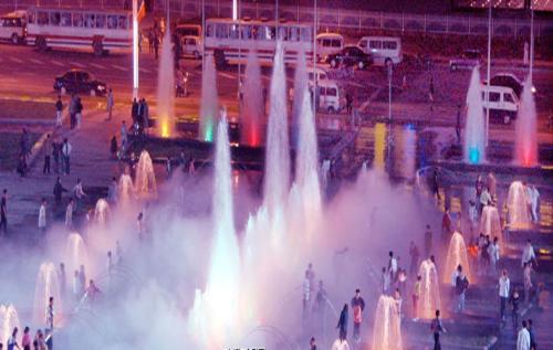 西安喷泉设计公司