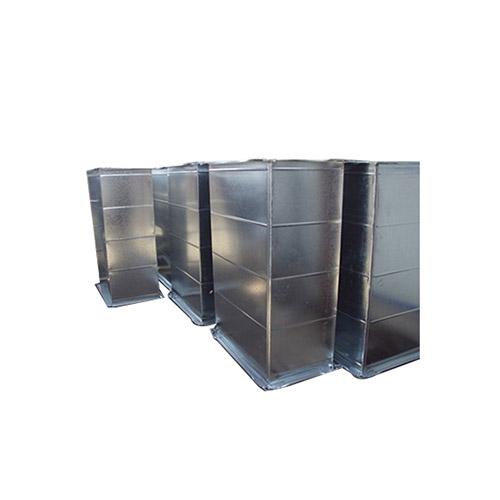 蓬萊鍍鋅風管-鍍鋅板風管廠家直銷