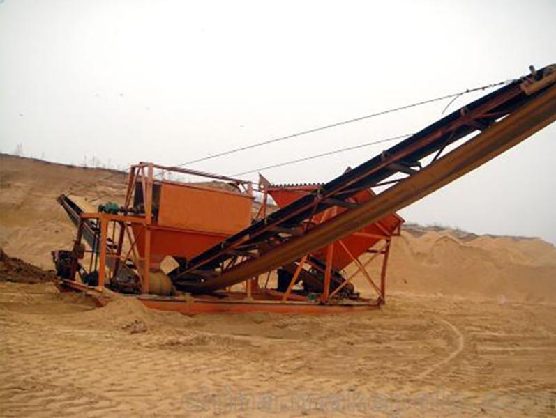 江西海砂淡化设备