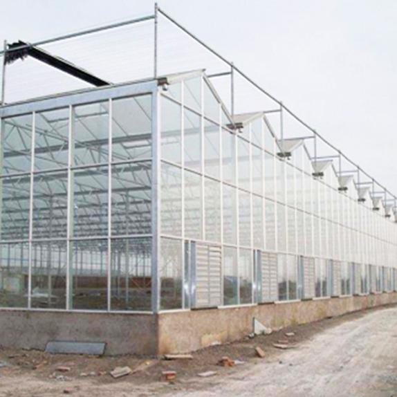 西藏连栋温室该如何安装托幕线