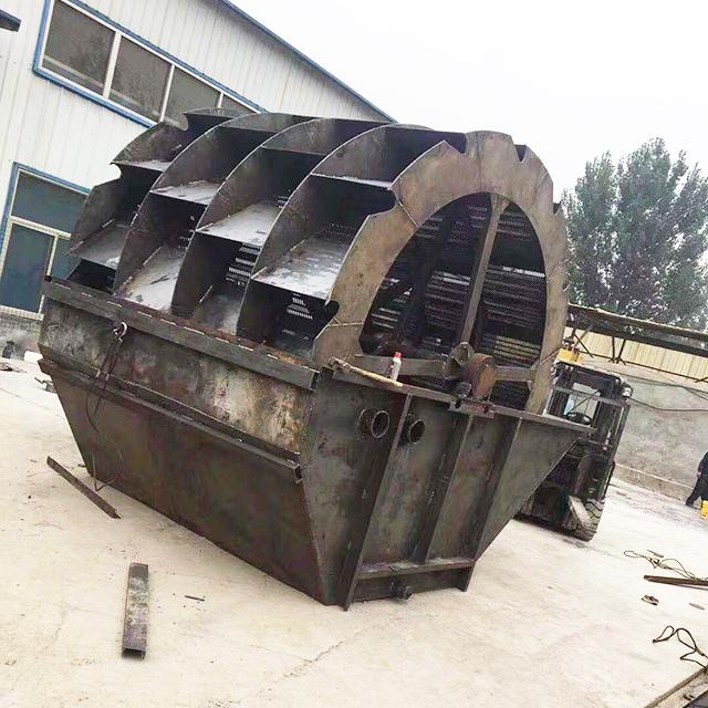 厂家直销山东水轮洗沙机-临沂水轮洗沙机供应