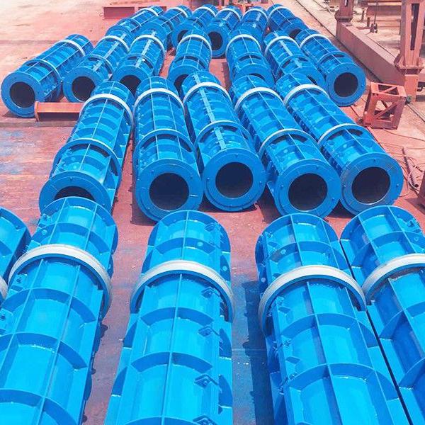 水泥井管设备