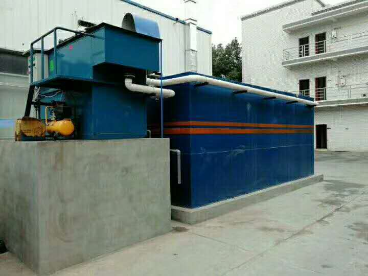 山东地上污水处理设备之曝气机的介绍