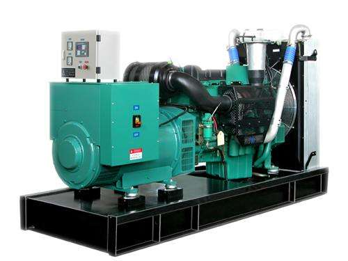 「船用发电机组订制」发电机排气冒烟异常分析及输出电压不稳定解决方法