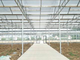 贵州智能玻璃温室工程案例
