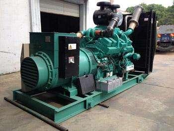 康明斯400KW发电机组