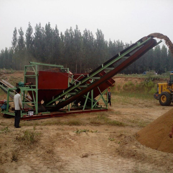 辽宁筛沙机械